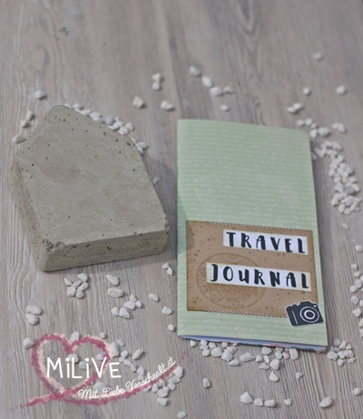 Travel Journal Stampin' Up!