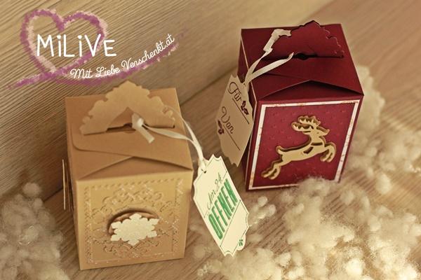 Weihnachtsbox Christmas Box