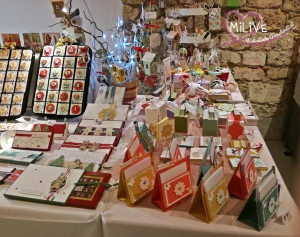 Weihnachtsmarkt Stift Reichersberg Stampin' Up!
