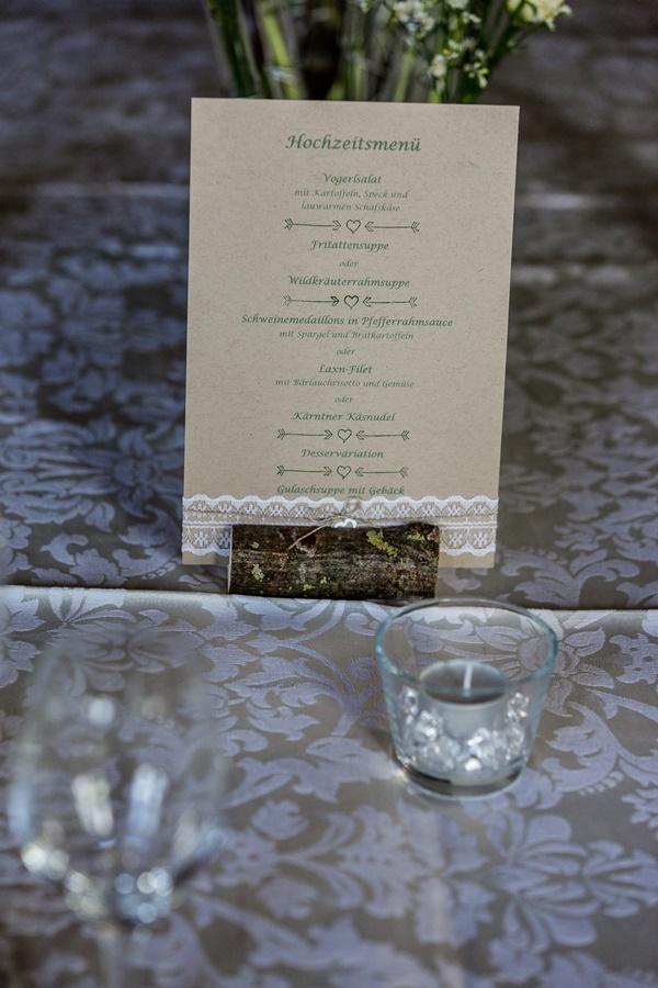 Vintage Hochzeit Stampin Up Deko