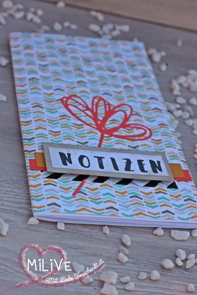 Papierprojekt Notizen