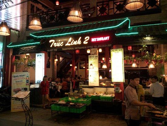Seafood im Truc Linh 2