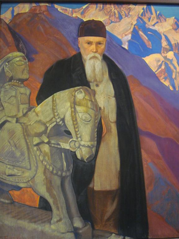 Nicolás Roërich