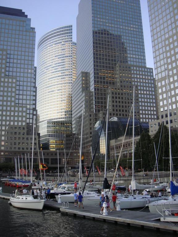 El World Financial Center