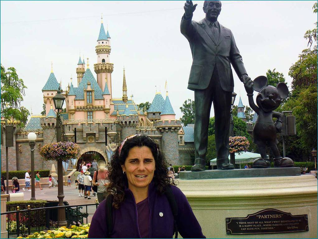 Disneyworld los Angeles
