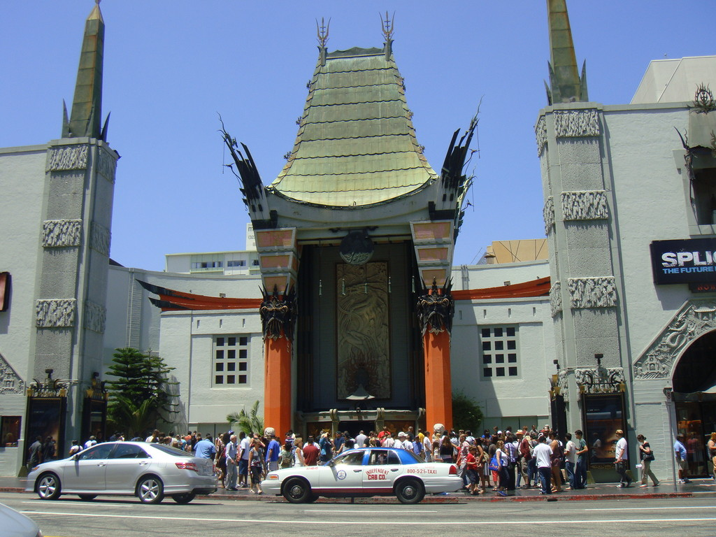 Teatro Chino de Grauman, Los Angeles