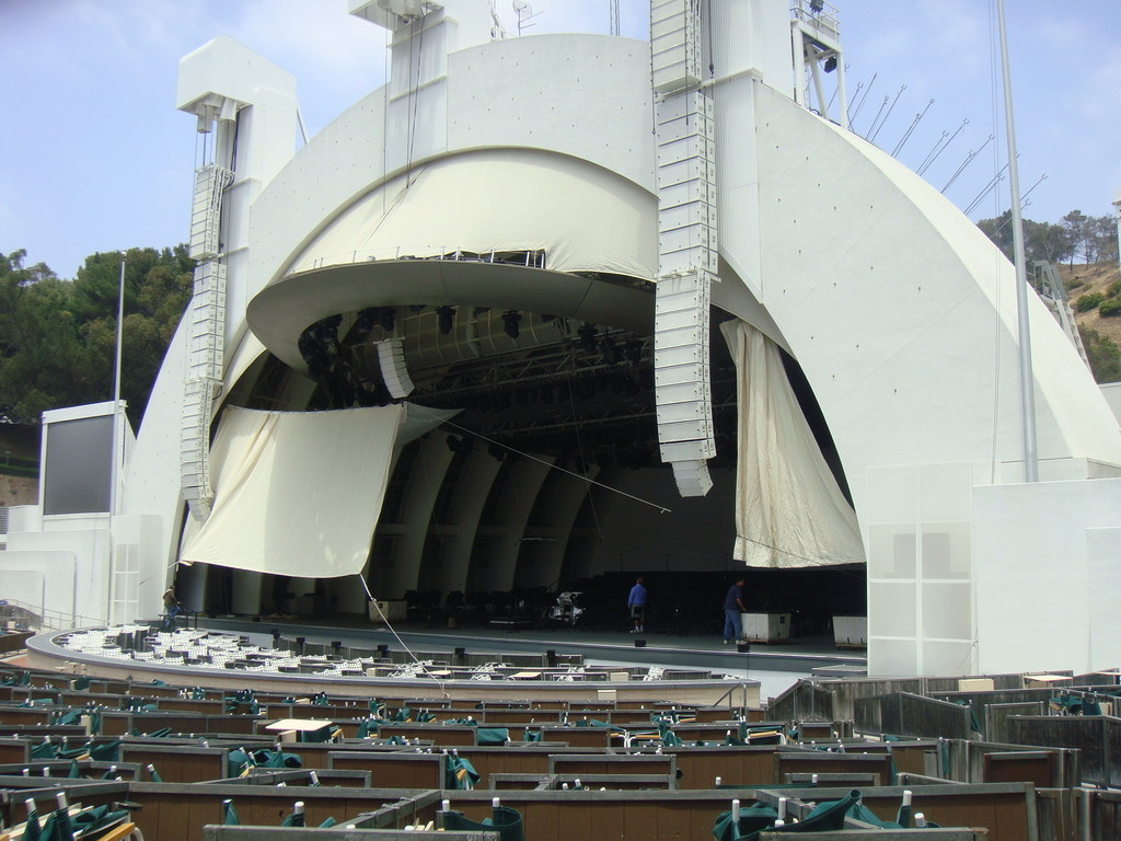 Hollywood Bowl, Los Angeles