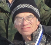 Игорь Пархомчук - третий призер