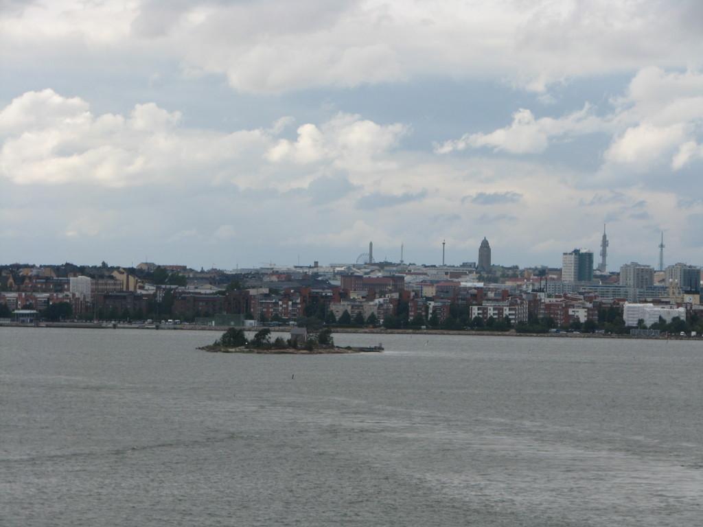 Досвиданья, Хельсинки!