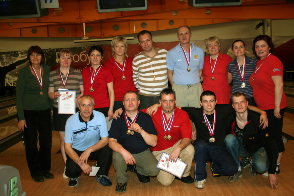 Медалисты Санкт-Петербурга