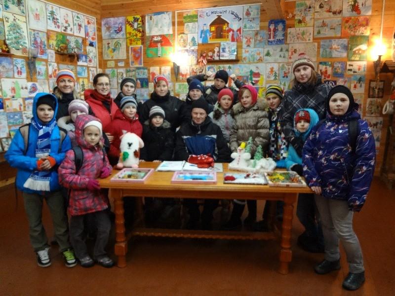 Экскурсия в эколого-просветительский центр, национальный парк «Беловежская пуща», поместье белорусского Деда Мороза.