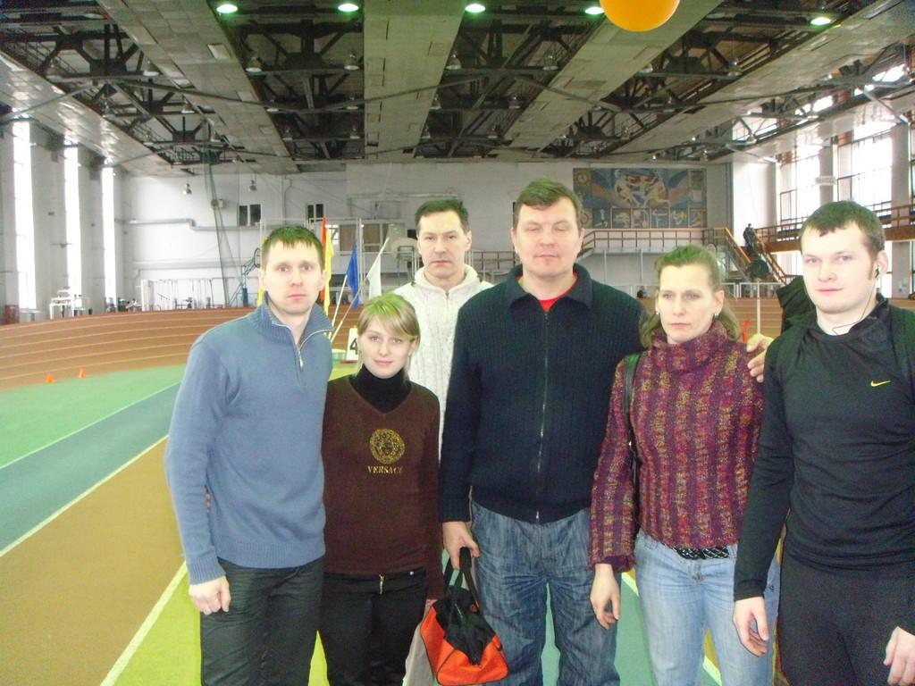 Сборная СПб для взрослых