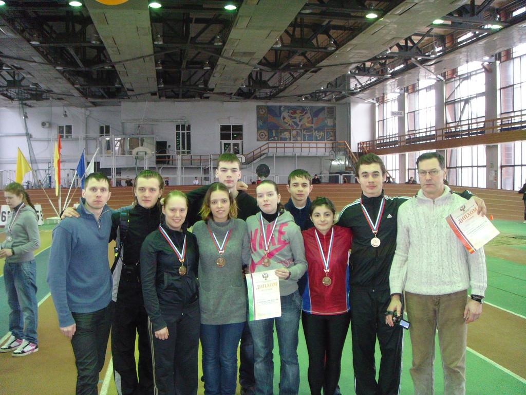 Молодежная сборная СПб
