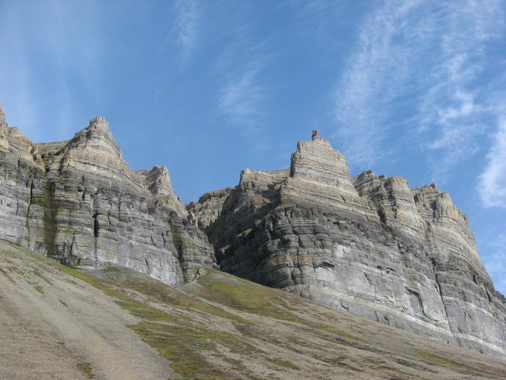 Скалы, как в Гранд Каньоне (США)