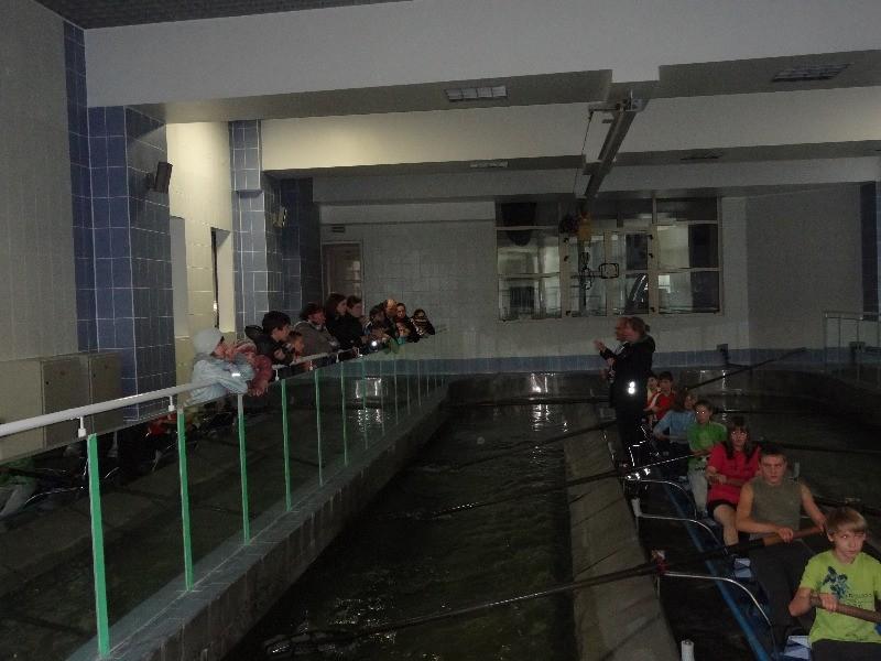 Тренировочный бассейн