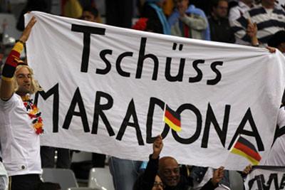 Болельщик сборной Германии