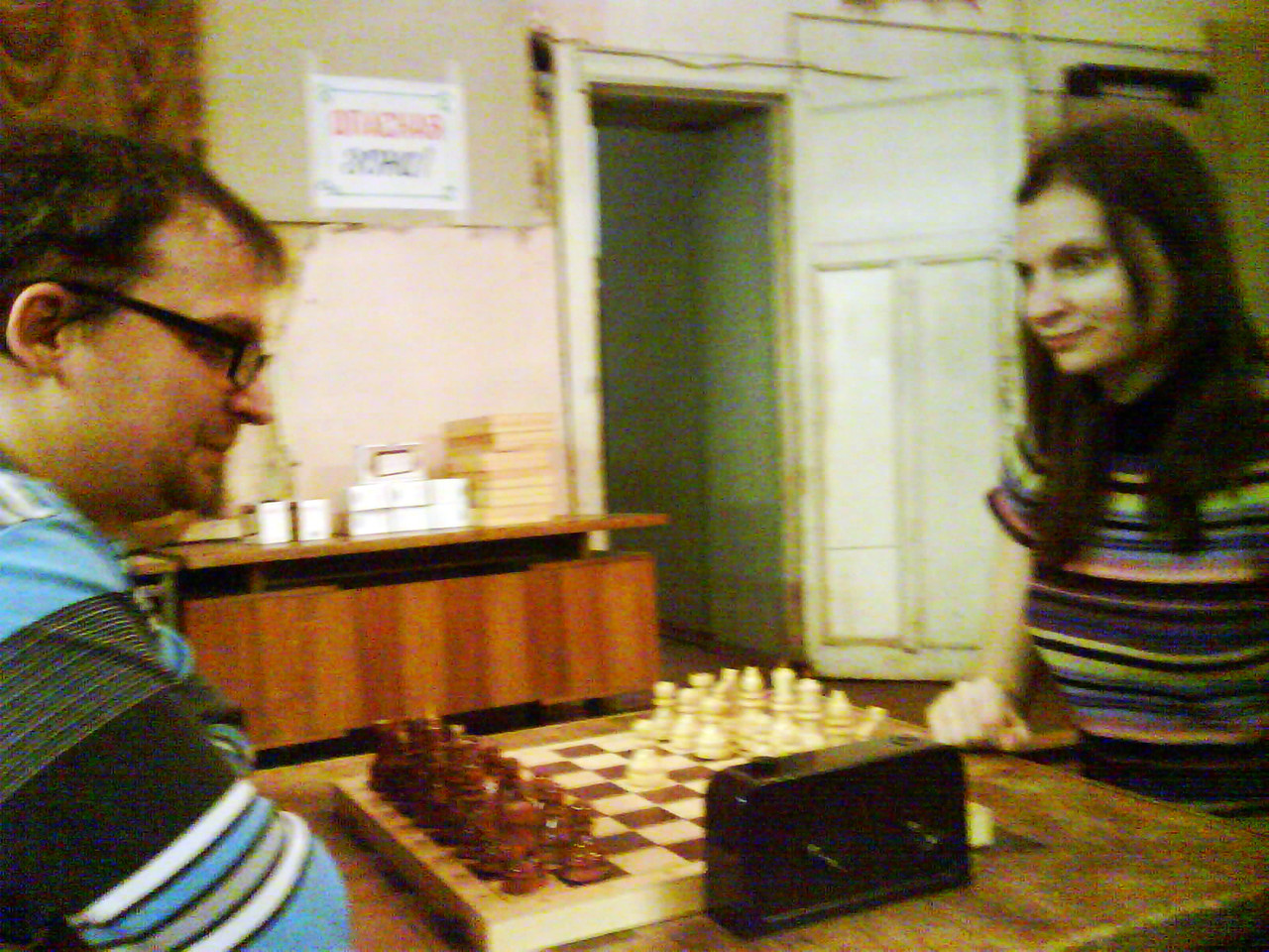 В.Кононов и Г.Сопинская