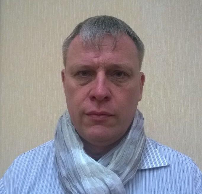 Олег Колачев. Председатель Петроградского района МО СПб ВОГ