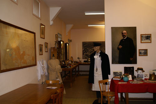 Salle d'exposition N° 1
