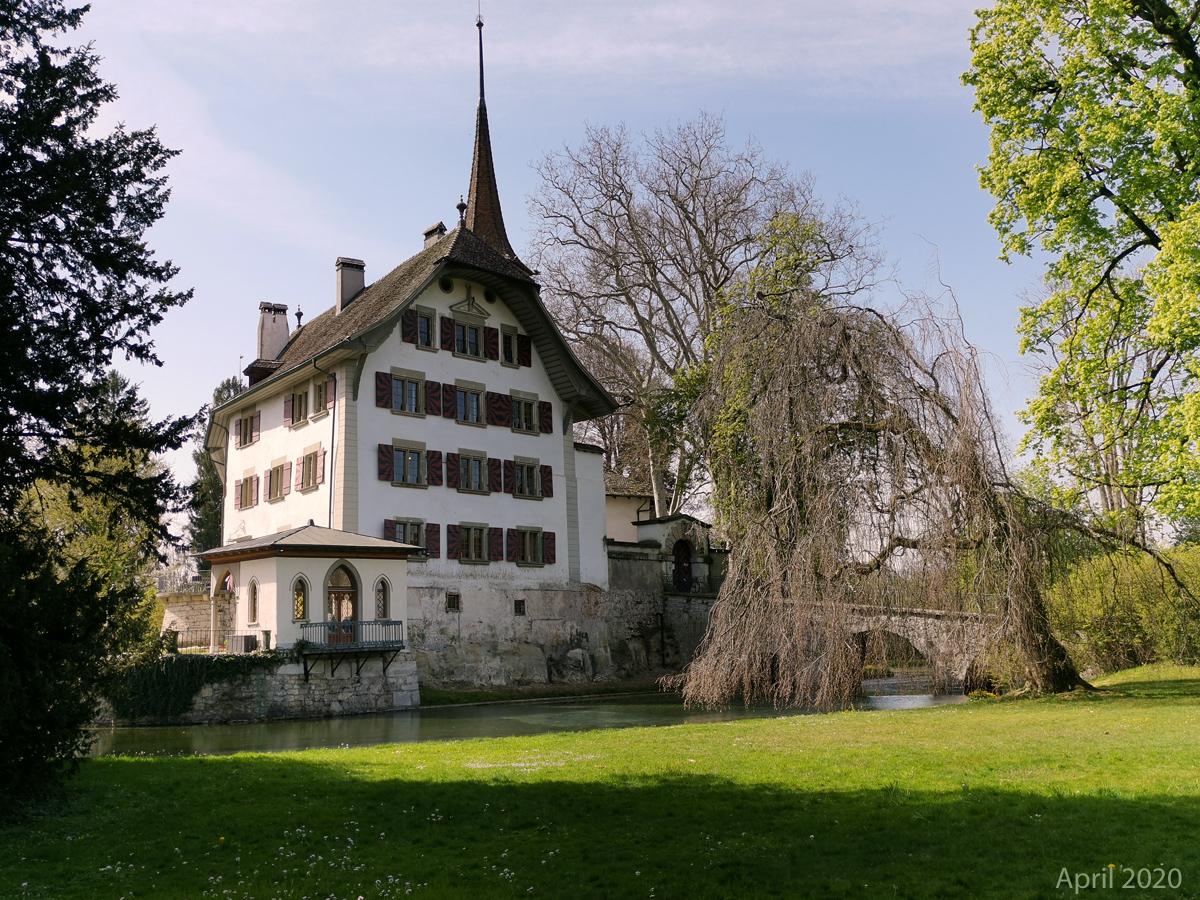 Emme - Schloss Landshut