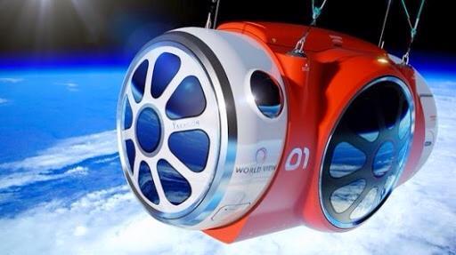 宇宙気球 ボイジャー
