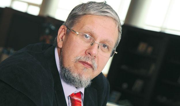 Сергей Переслегин. (с) expert.ru
