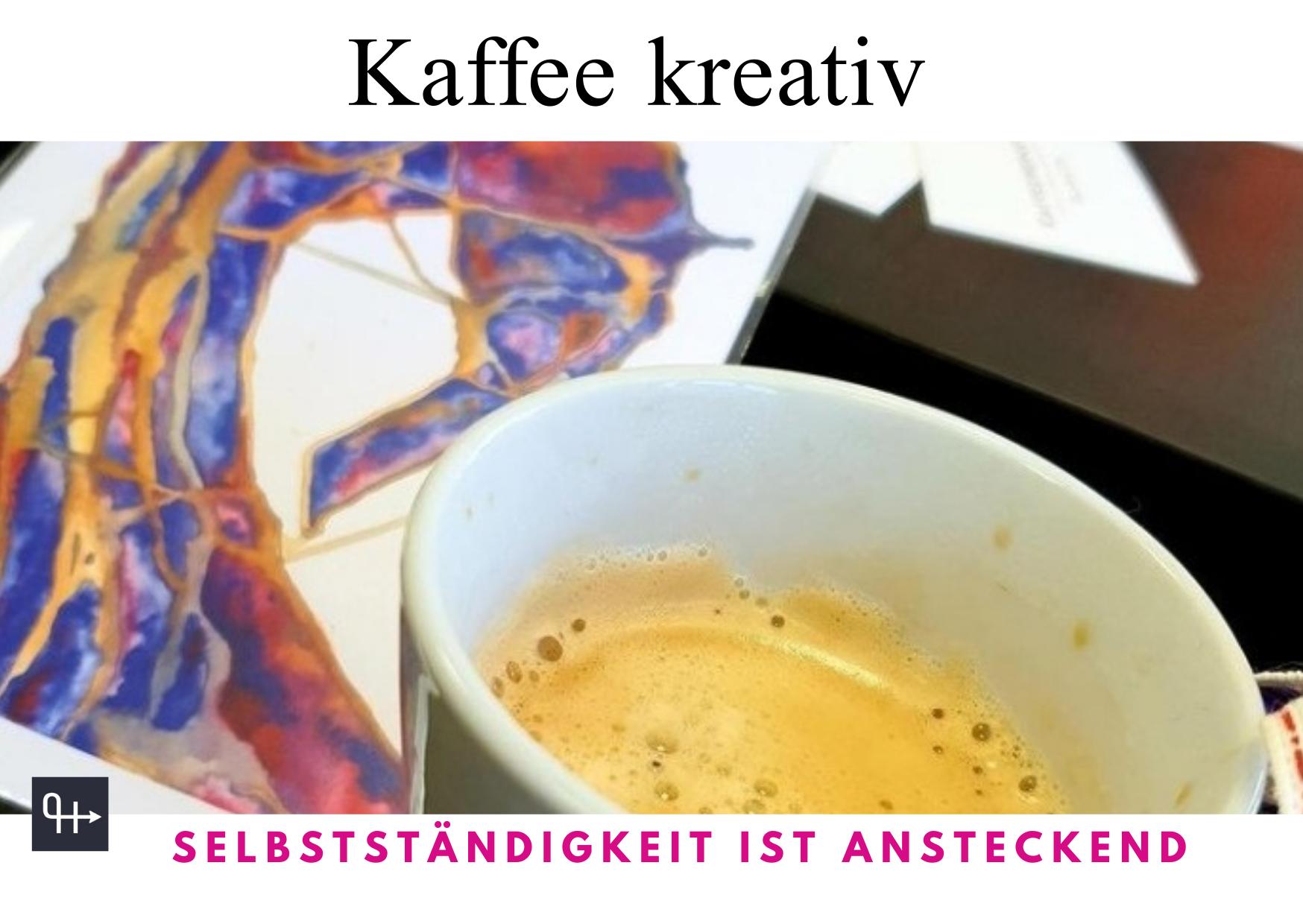 Kaffee kreativ