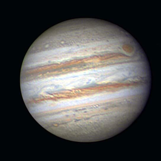 Kinderabend: Jupiter Und Saturn
