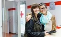 Blutspender schenken anderen Menschen ihr Herzblut.  (Foto: BSD)