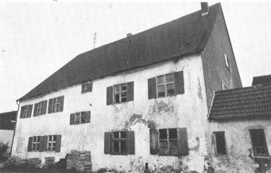 Die Taverne in den Jahren ...