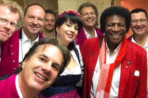 """Stimmungsband """"Die Oberbayern"""" mit Roberto"""