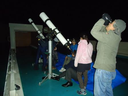 第3回天体望遠鏡