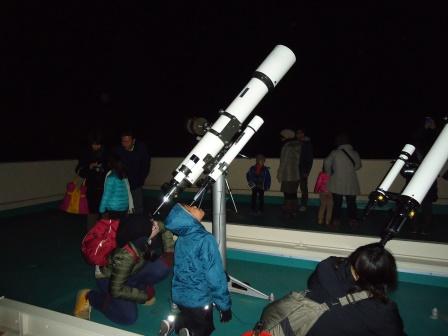 第4回天体望遠鏡