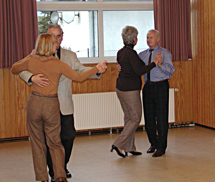 """""""It´s Swingtime"""": Tanzen ist schön."""