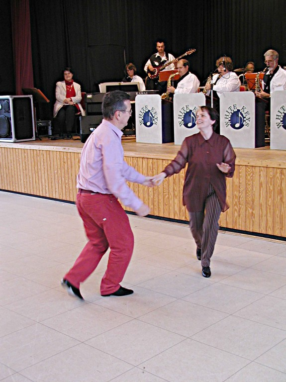 """It´s Swingtime"": Flotte Tanzpaare"
