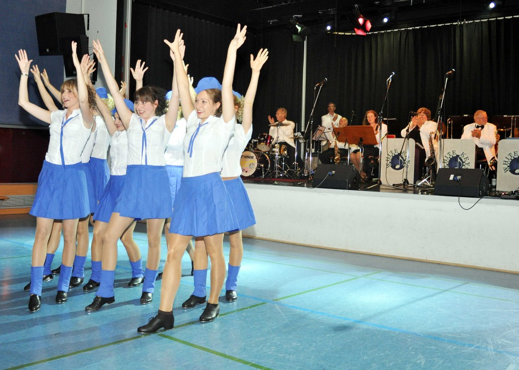 Die Musicalcompany des STEP IN