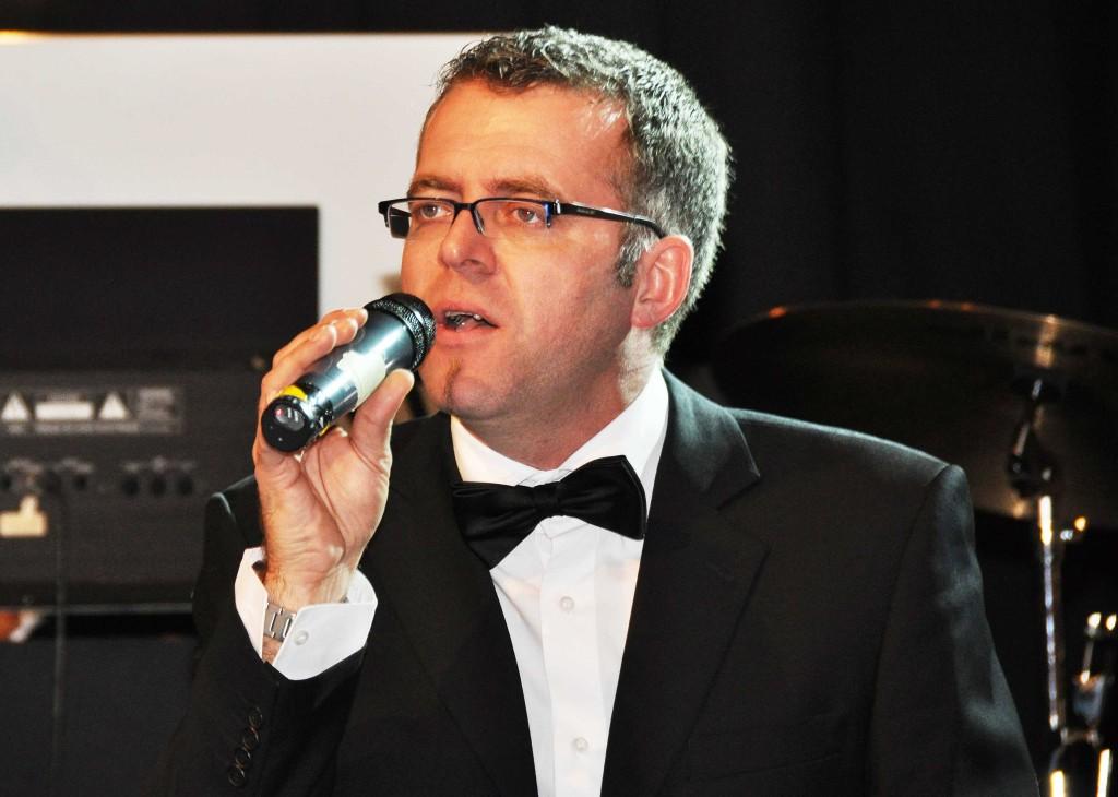 Sänger Tobias Lotter