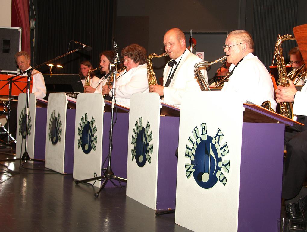 Die Saxophonisten