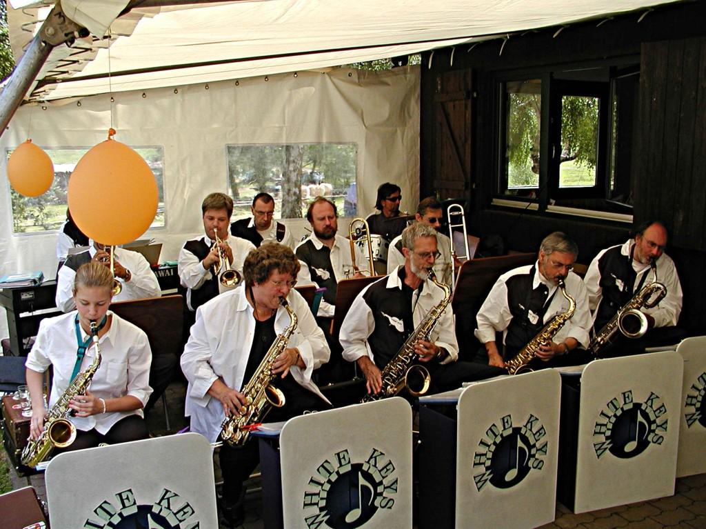 Sommerfest der CDU Weimar am 27.6.2004 in Oberweimar