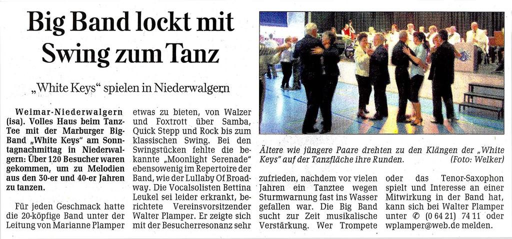 Marburger Neue Zeitung 11.3.2008