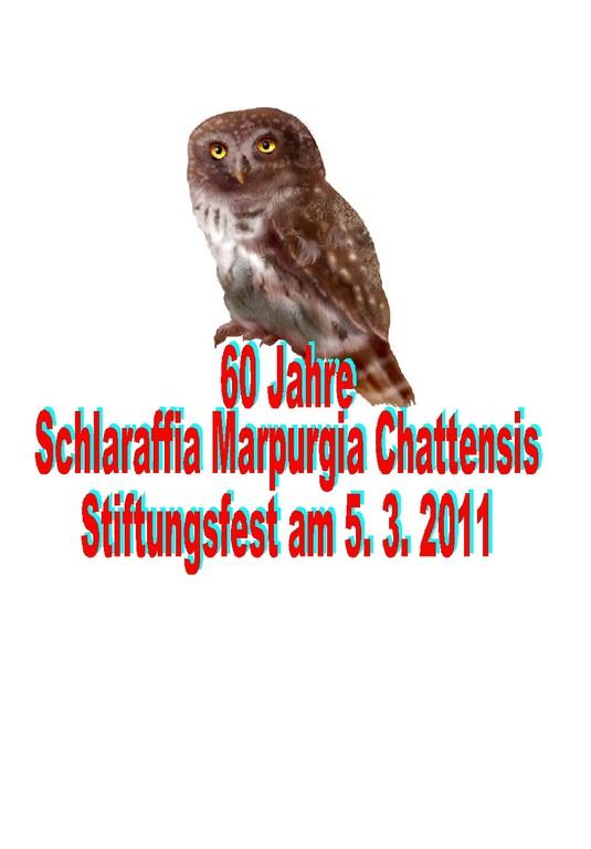 Musikeinlage beim Stiftungsfest der Schlaraffen Marpurgia Chattensis