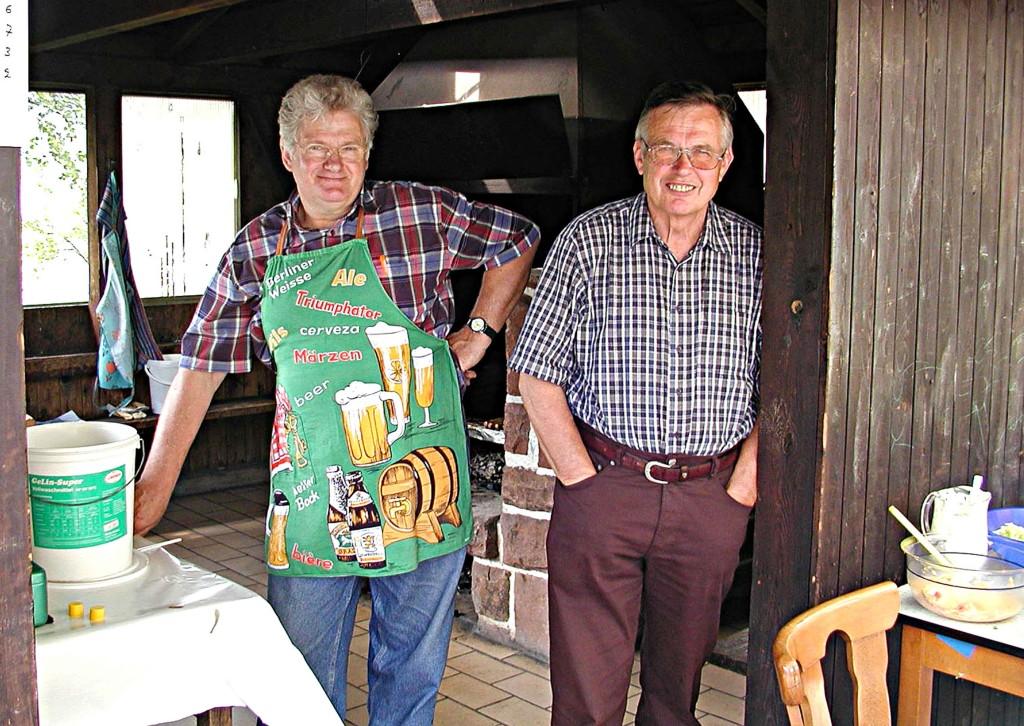 Somemrfest der CDU: Die Köche