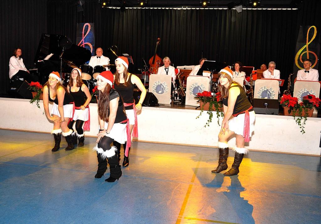"""Tanzeinlage der """"Teenies"""" von Dance & Fun Wenkbach"""