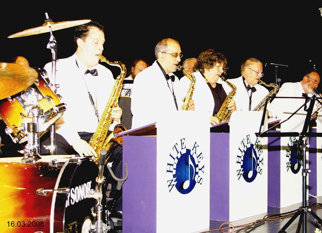 Gewerbeschau Fronhausen 16.3.2008