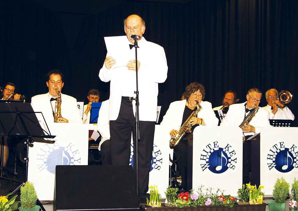 Konrad Finger singt das Handwerkerlied