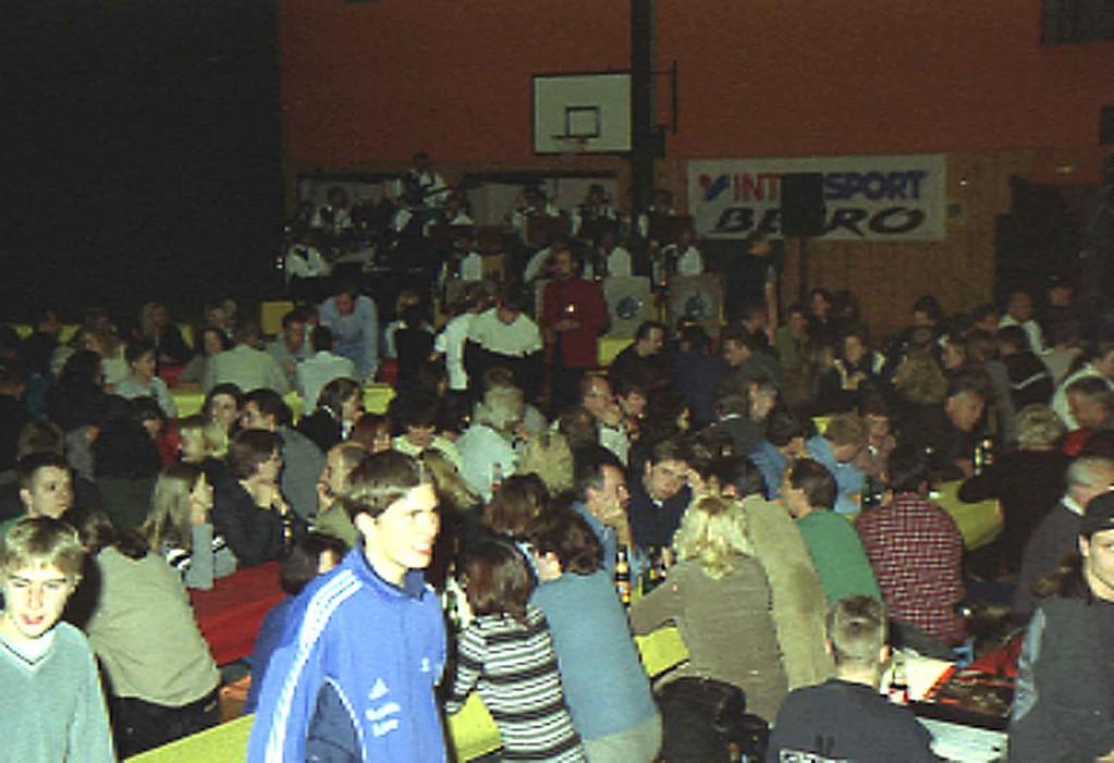 Wetten dass ...? 7.10.2000 in Niederwalgern; Publikum