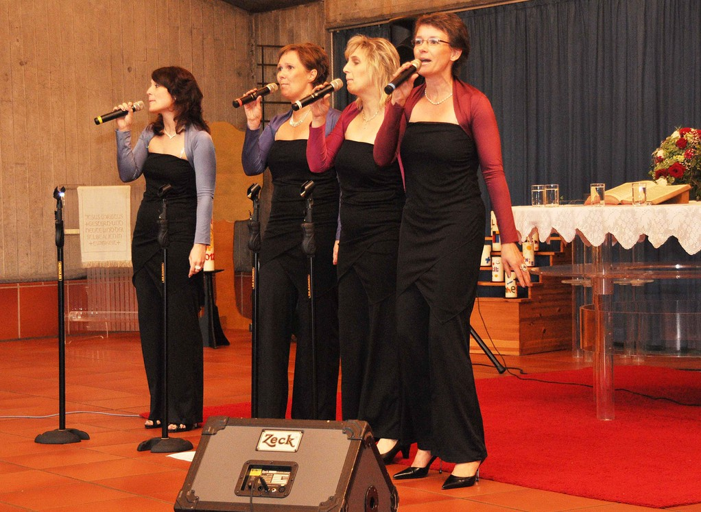 A cappella: The Ladies Voice