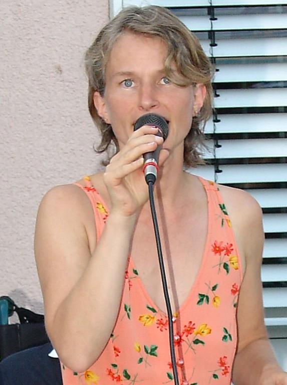 2. Weimarer Sommertreff: Es singt Bettina Leukel