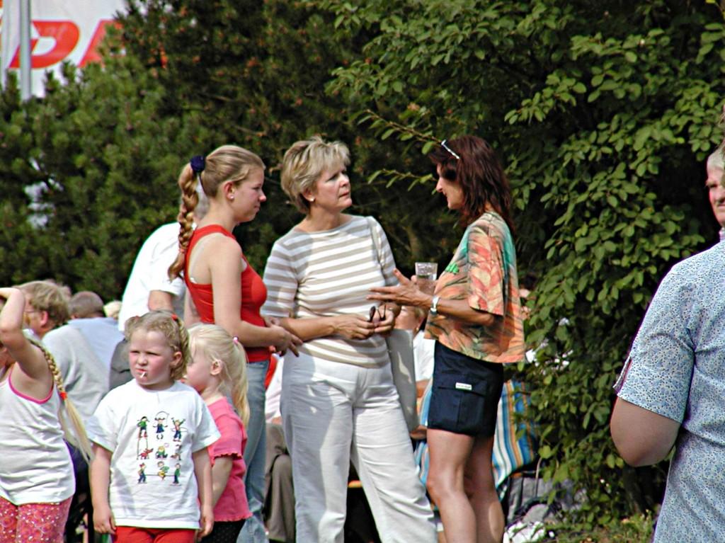 1. Weimarer Sommertreff: Angeregte Unterhaltungen