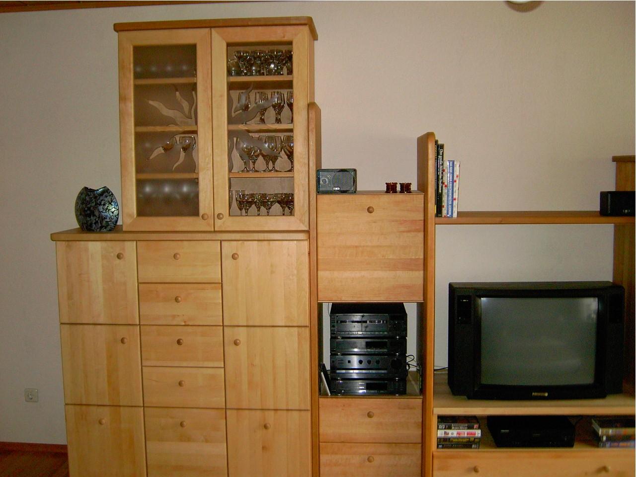 Wohnzimmer - Möbelschreinerei Werner Kühnlein